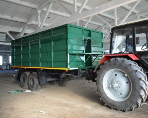 Прицепы тракторные