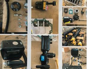 Продажа и установка гидравлического оборудования
