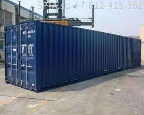 Изготовление 40 футовых контейнеров (контейнер морской)