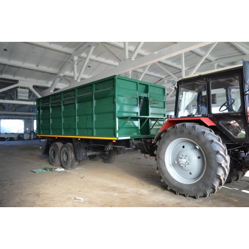 Изготовление прицепов для тракторов