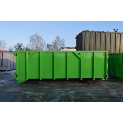 Контейнер мультилифт для сбора отходов крюковой роликовый под заказ
