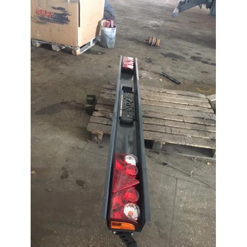 Задний бампер в сборе на грузовой прицеп производство ЗмиевТранс