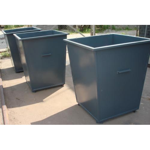 Контейнер бытовых отходов 075 мкуб