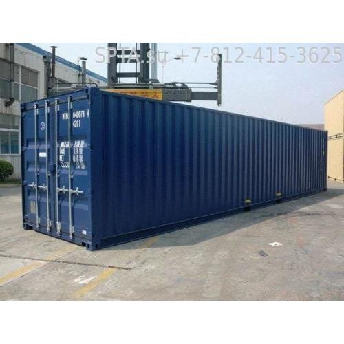 контейнер 40 футов (контейнер морской)