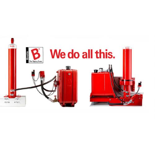 Гидравлическое оборудование BINOTTO