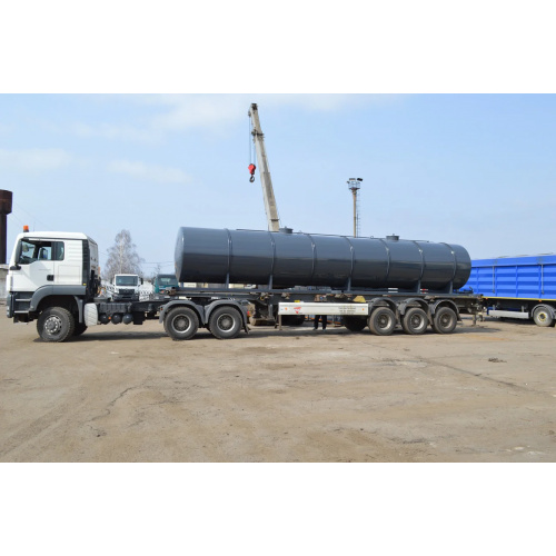 Танк контейнер цистерна 30м