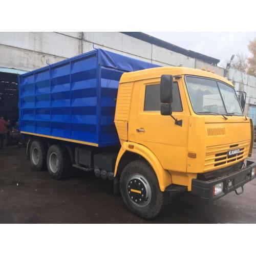 Изготовление самосвальных кузовов для грузовых автомобилей KAMAZ