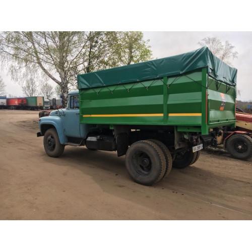 Изготовление самосвального кузова для грузового автомобиля ЗИЛ